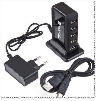 USB-разветвитель с доп. питанием
