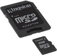 Адаптер для microSD карты