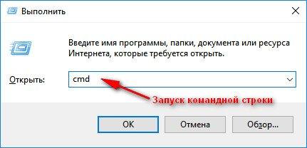Как запустить командную строку - универсальный способ для Windows 7, 8, 10