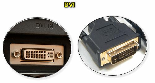 DVI интерфейс