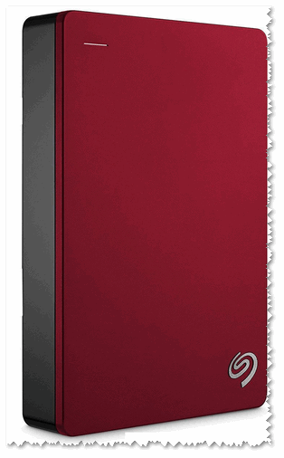 Seagate Backup Plus Portable 5TB USB 3.0, Blue внешний жесткий диск (STDR5000202)