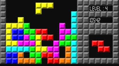 Тетрис (очень популярная игра)