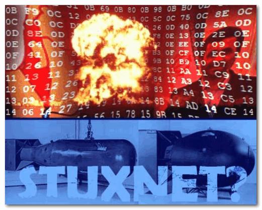 Опаснейший вирус Stuxnet