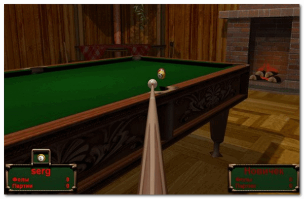 Billiards Club (2005)