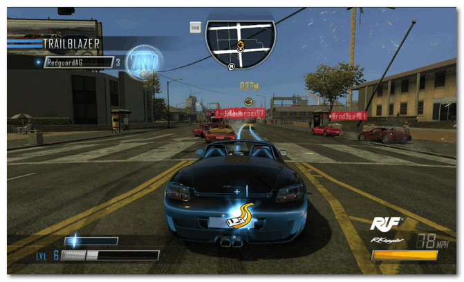 Driver San Francisco - скрин