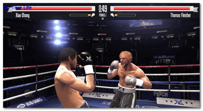 Real Boxing 2014 - бокс