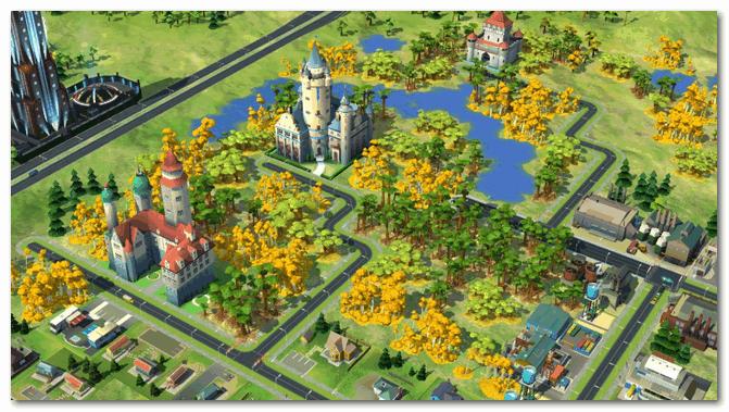 SimCity - строим современный город