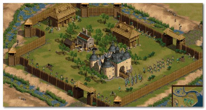 Скриншот из Казаков