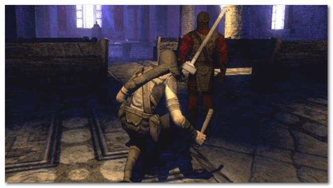 Thief Deadly Shadows - скрин из игры