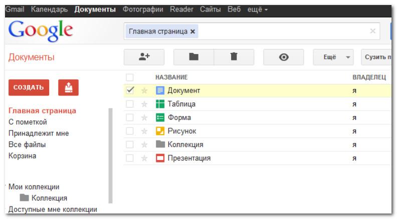 Google документы - удобно, просто, быстро!