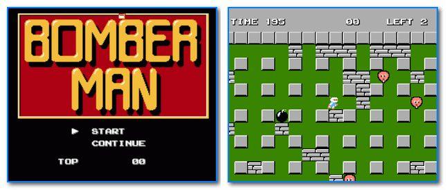 Bomberman (скрины)