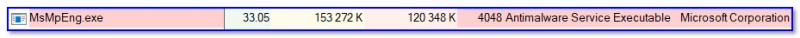 MsMpEng.exe - грузил до 30-40%