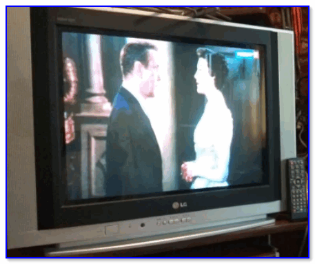 Просмотр цифрового ТВ на старом телевизоре