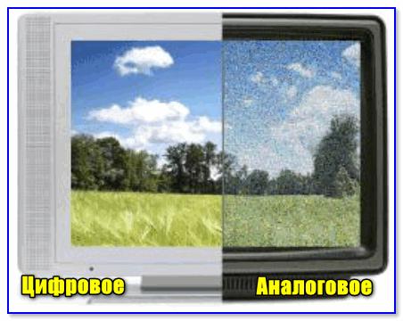 Цифровое - аналоговое (пример 1)