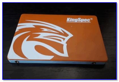 Внешний вид накопителя KingSpec