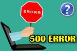500-eror