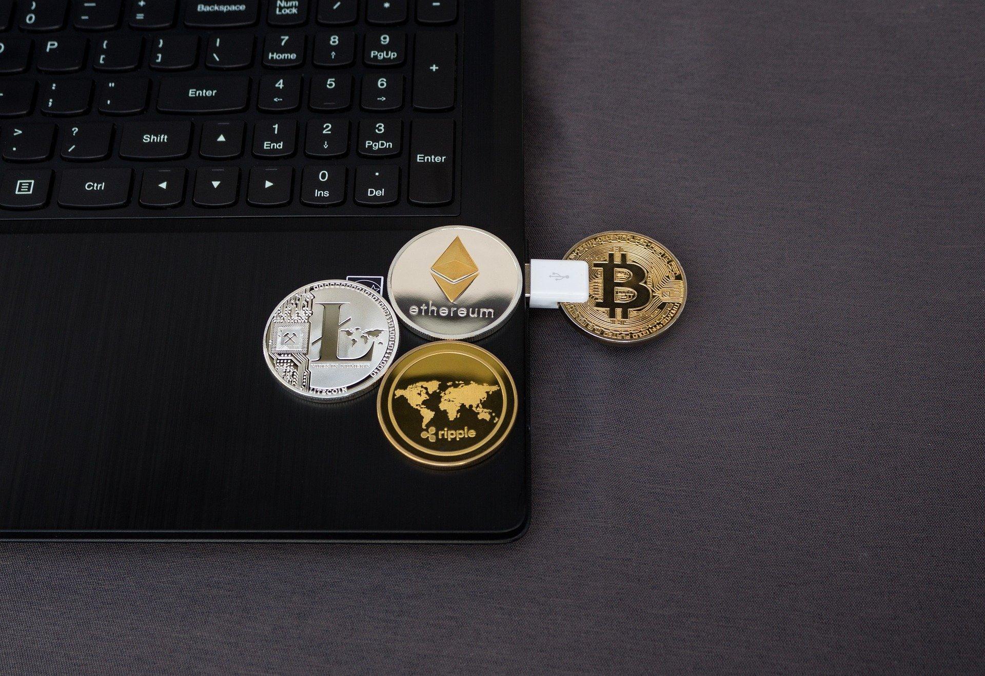 Bitcoin, Litecoin, Ethereum и др.