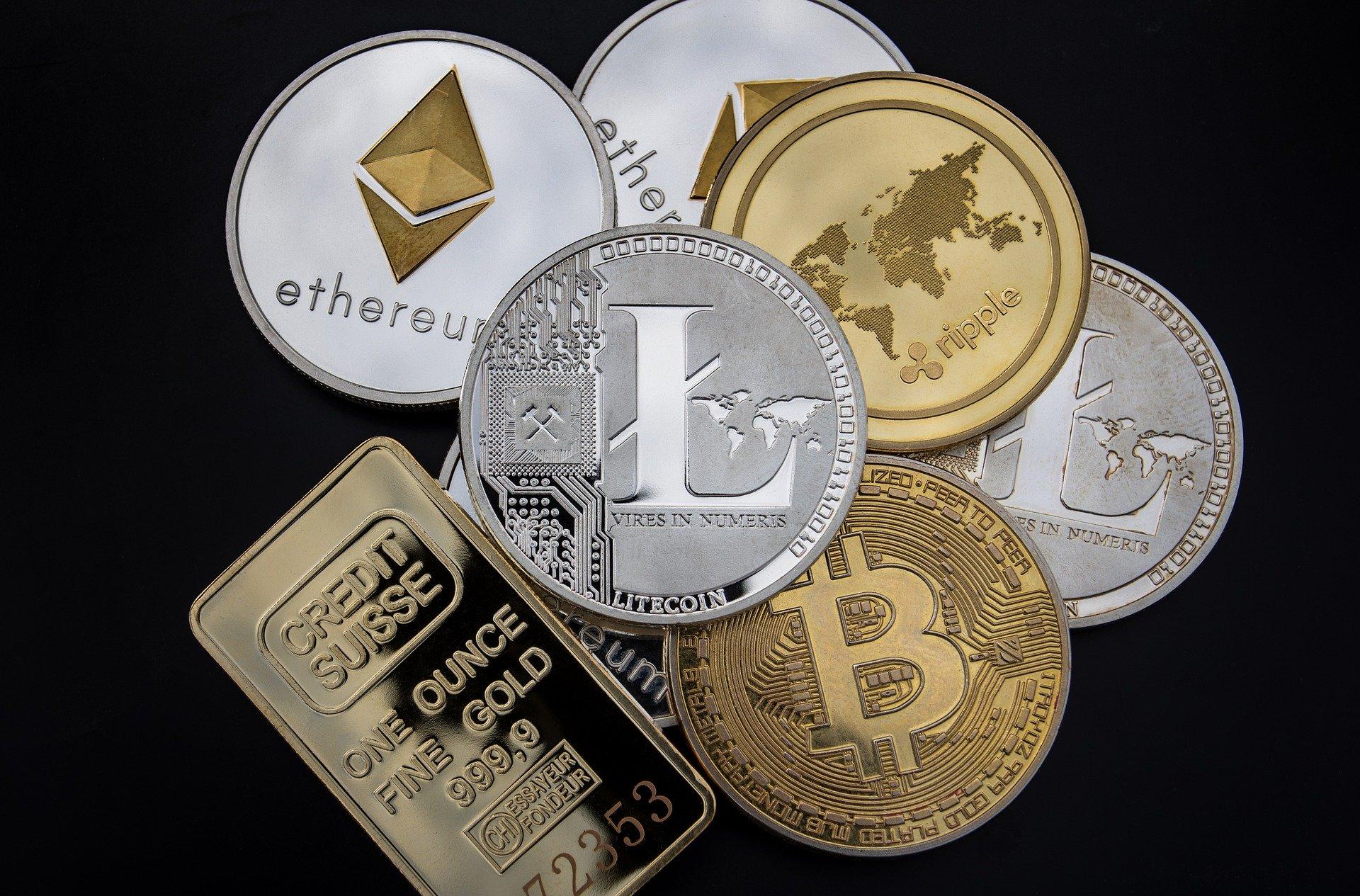 Криптовалюты — бум последних лет