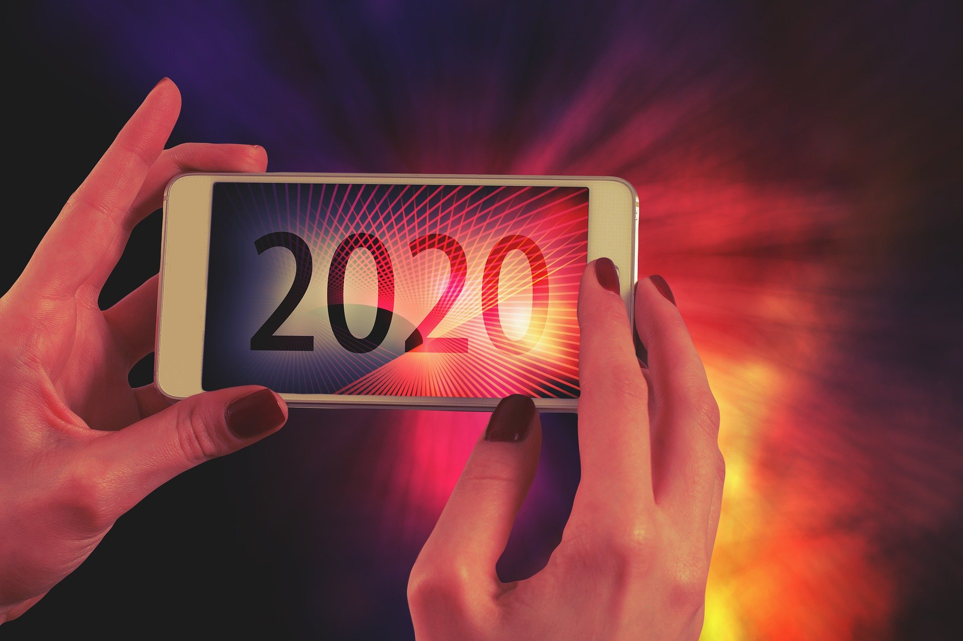 С Новым 2020