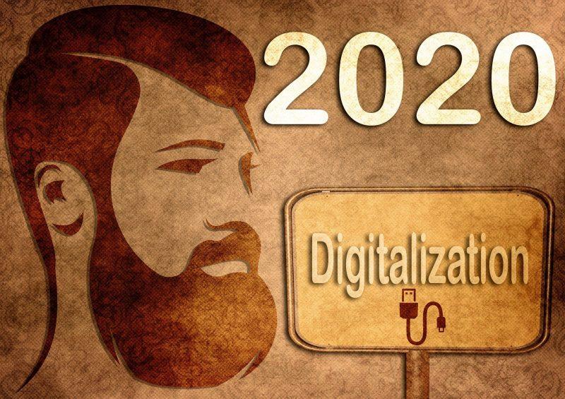 Цифровизация?