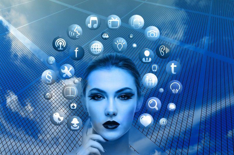 Маска цифровая