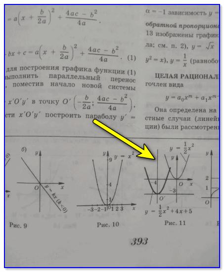 Ответ из учебника (для сравнения)