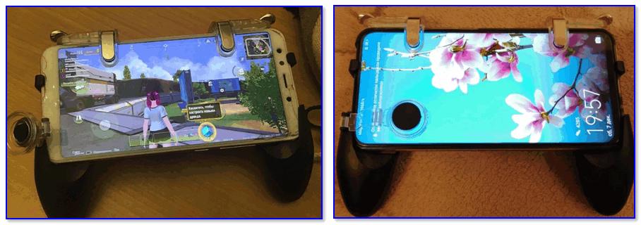 Контроллер для Android от Data Frog