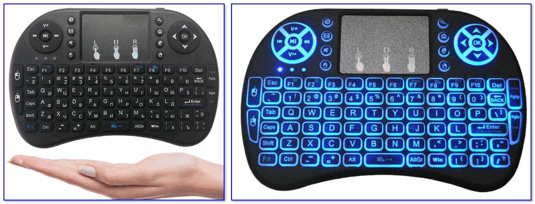 Внешний вид Air Mouse