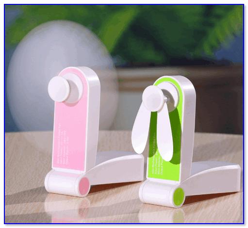 Внешний вид USB вентилятора