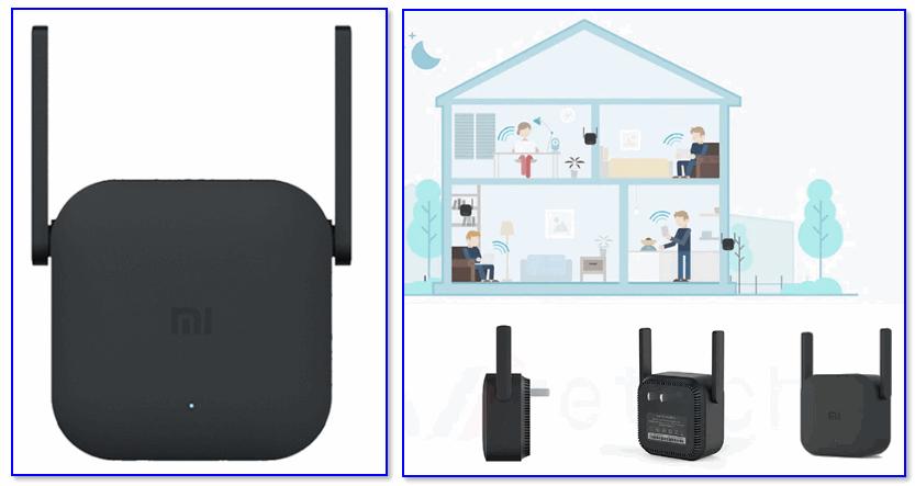 Xiao MI Wi-Fi усилитель