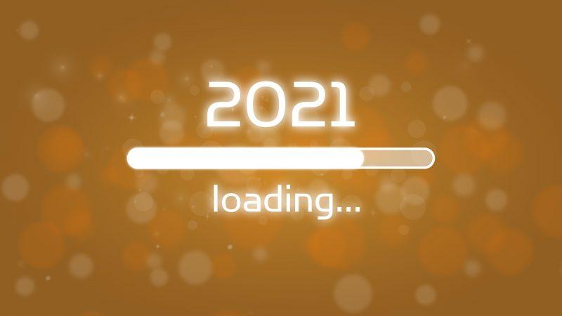 2021 почти загружен. Начнем? 😉