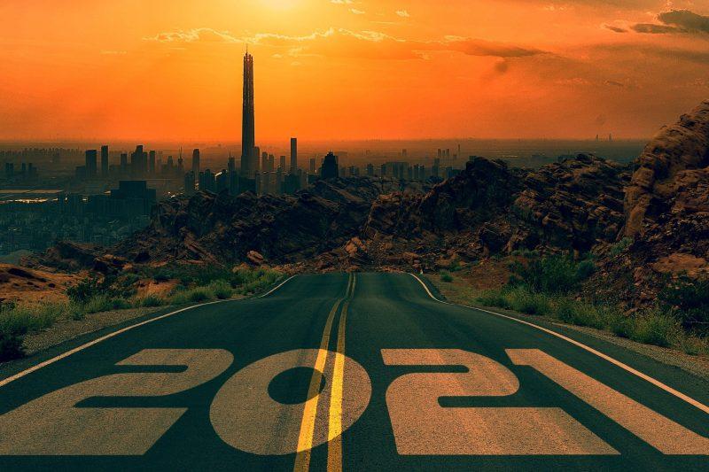 Путь в 2021 (длинная дорога)