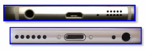 USB Type-C и Micro USB
