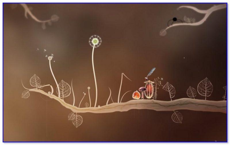 Botanicula — скриншот 2