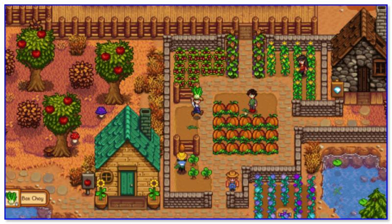 Stardew Valley — скриншот из игры