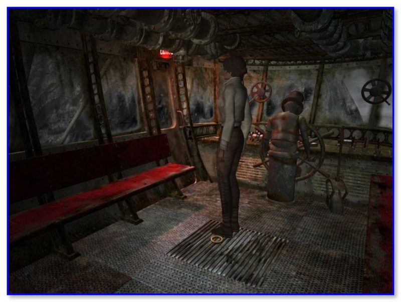 Syberia I - скриншот из игры