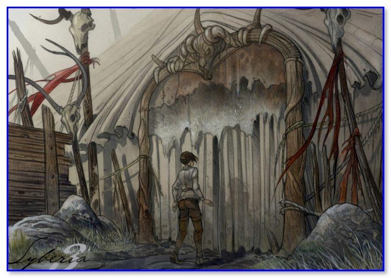 Syberia III - скриншот из игры