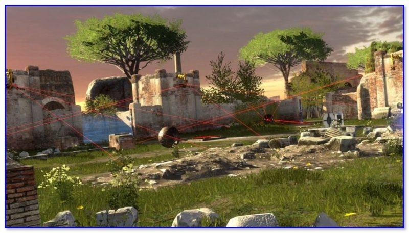 The Talos Principle — скриншот 2