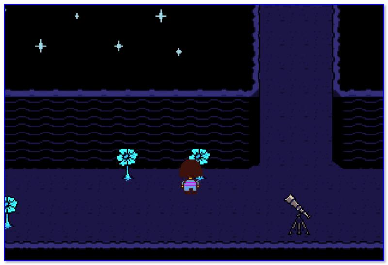 Undertale — скриншот 2 из игры