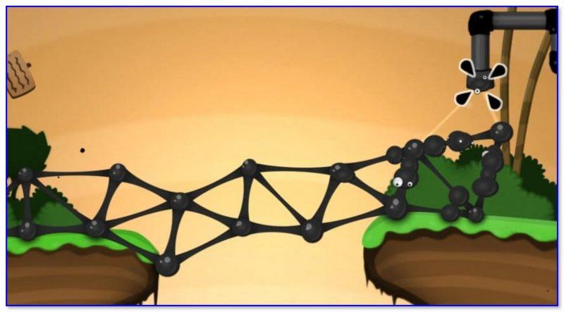 World of Goo — скриншот из игры