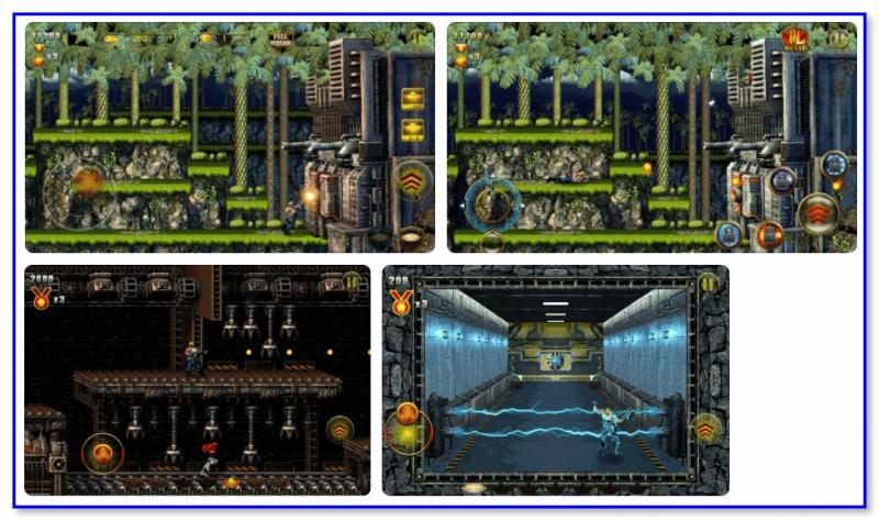 Contra Evolution 2011 — скриншоты