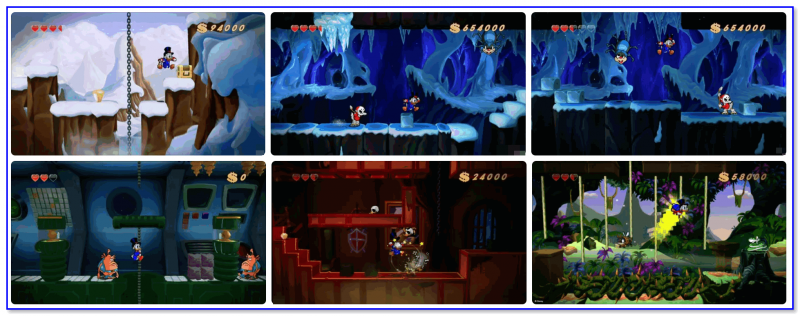 DuckTales Remastered скриншоты