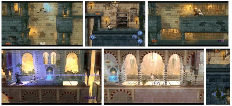 Prince of Persia Classic — скриншоты из игры