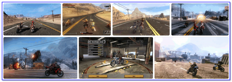 Road Redemption — скрины из игры