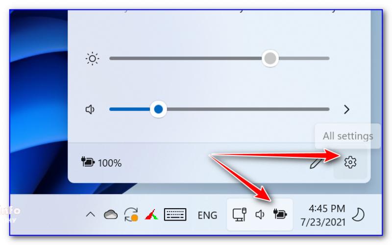 All Settings - Windows 11